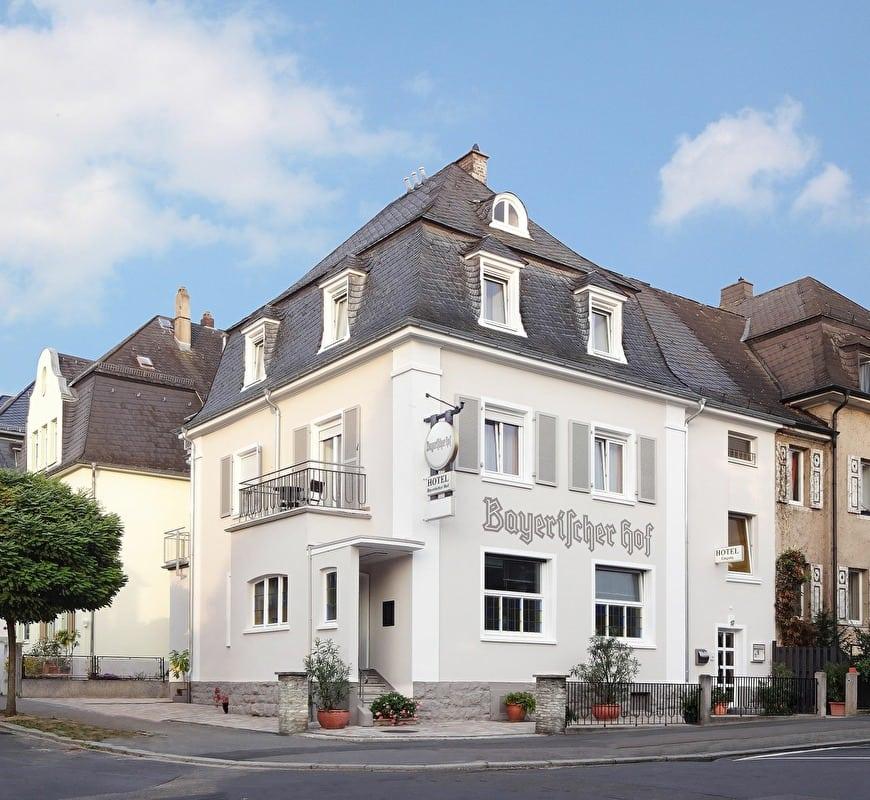 hotel bayerischer hof garni bad nauheim pensionen und gasth fe im taunus. Black Bedroom Furniture Sets. Home Design Ideas