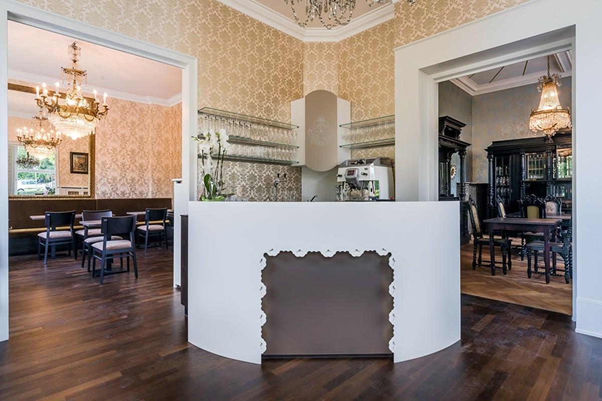 Hotel Villa Grunewald Bad Nauheim