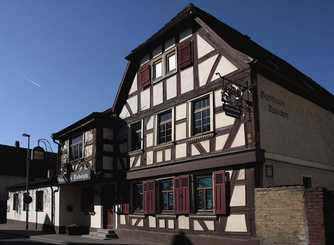 Gasthaus Rudolph Liederbach Am Taunus Taunus Info