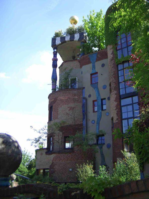 Hundertwasserhaus Bad Soden, Bad Soden am Taunus | Taunus.info