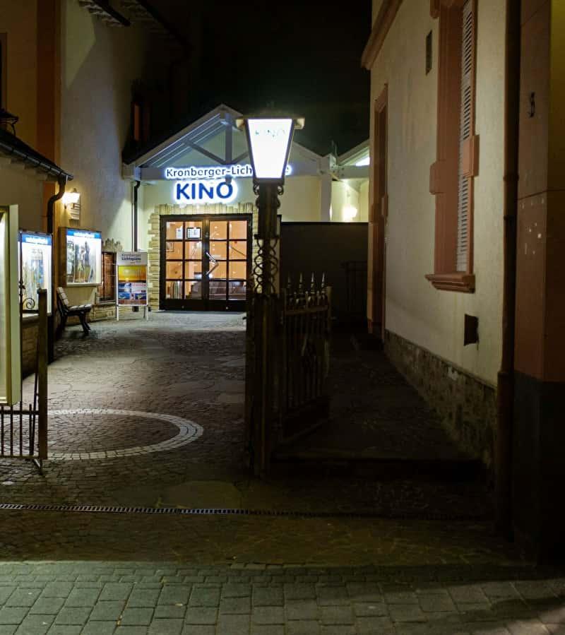 Kino Kronberg Heute