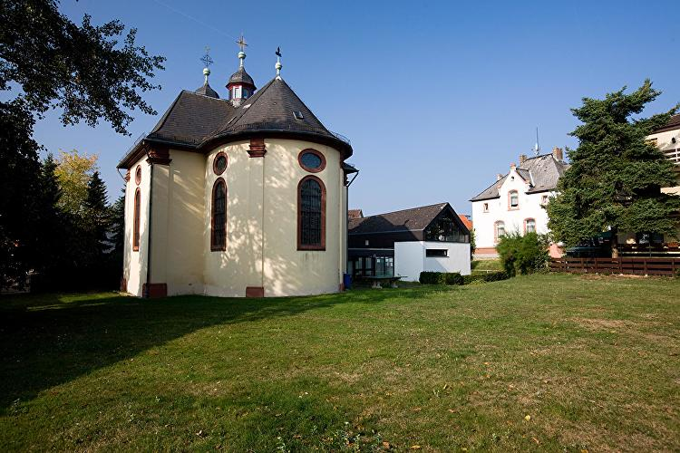 Katholische Kirche Heilig Kreuz Burgholzhausen